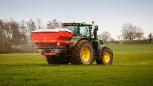 Size matters: When choosing a second-hand tractor, it's important to consider if it can support the largest implement you plan to have