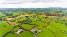 This 166ac residential holding located at Ballyagran near Kilmallock, Co Limerick is on the market with a €1.25m price tag