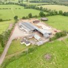This 80ac dairy farm at Fordstown, was the largest residential holding sold at auction in North Leinster in 2019. It made €900,000