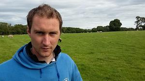 Graham Potterton specialises in the design and installation of sheep units