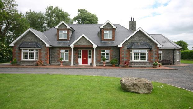 The equestrian holding at Oristown, Co Meath is guided at €500,000