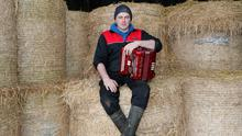 Between the jigs and the reels: Champion traditional musician Ned Kelly on the family farm in Millbrook, Nenagh, Co Tipperary