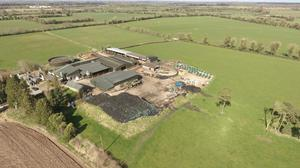 The 187ac farm at Kilmurray near Trim was on the market earlier in the year and is now set for auction later this month
