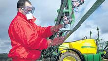 Fungicides are the last big inputs spend on cereals