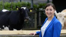Agri Aware CEO Deirdre O'Shea pictured at the Family Farm developed by Agri Aware and Dublin Zoo. Photo: Justin Farrelly
