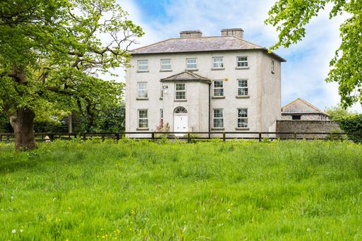 Glebe House in Tipperary is an exceptional period residence