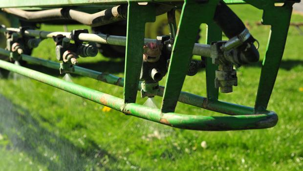 Detail: Nozzle design is a big issue in spraying technology