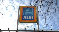 Aldi has considered stockpiling food as part of its Brexit preparations (Anthony Devlin/PA)