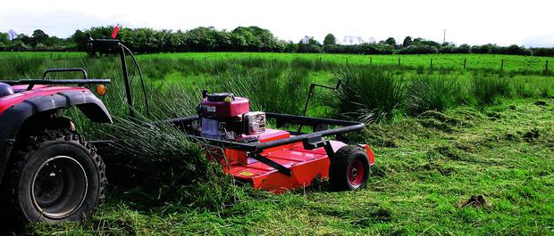 Shredder mower cuts it as an efficient and smart machine