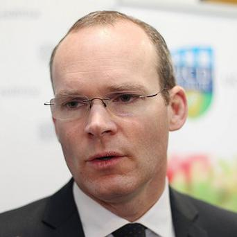 Simon Coveney hopes to make a CAP decision by October