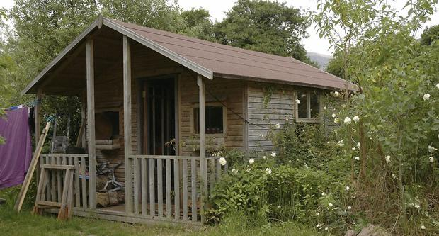 Grow your income: Simple, low cost buildings sited within broadleaf woodland can provide additional income when rented out for camping and self-catering holidays