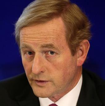 Taoiseach Enda Kenny said the Ireland's bailout exit would end our economic emergency but not our economic woes