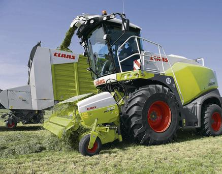 UPDATED: Claas will be unveiling its latest Jaguar 800 series foragers at Agritechnica in Germany later this month