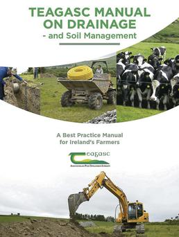 INTEREST: The Teagasc drainage manual is a must have for farmers and is on sale at a reasonably priced E40