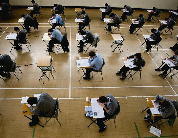 Junior Certificate pupils are embracing higher level maths in record numbers