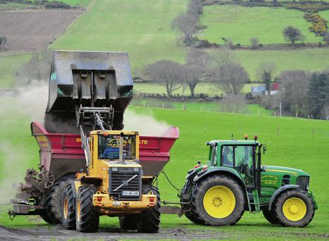 VITAL: Liming Irish soils is very beneficial as our soils tend to be naturally acidic and require regular lime application to maintain their productive capacity
