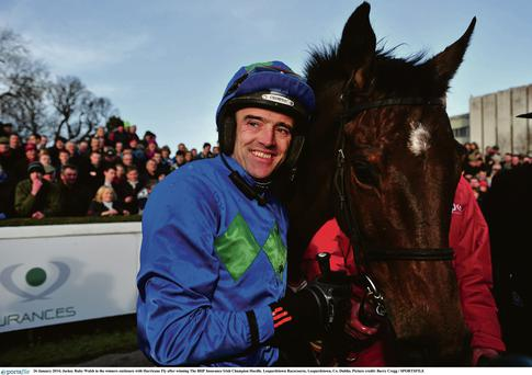 Ruby Walsh returns this week to partner Hurricane Fly at Punchestown where the Willie Mullins trained mount will take on Cheltenham Champion Hurdle winner Jetski
