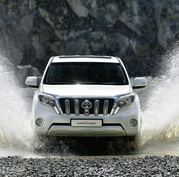 The Toyota Land Cruiser is regarded by many as the best all-rounder on and off the road