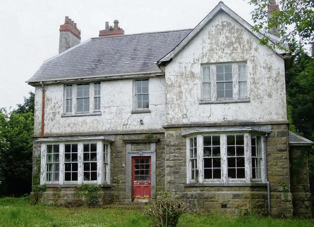 Historic: Drewsborough House in East Clare is expected to attract considerable local and outside interest when it goes to auction with a guide price of €350,000