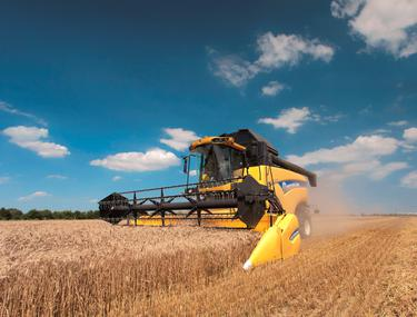 New Holland launch world's biggest combine - Farming Independent