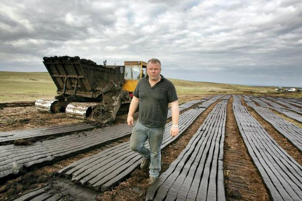 Michael Fitzmaurice served part of his political apprenticeship when leading the Turf Cutters and Contractors Association campaign against EU restrictions on turf cutting rights in the west.