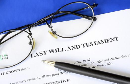 Drawing up a will should be an essential priority for farmers and other landowners