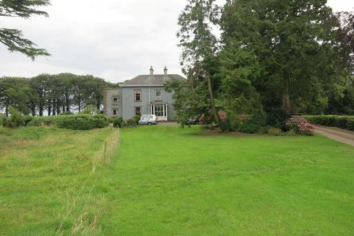 Cloverfield House in Co Limerick