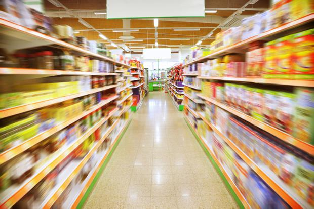 Supermarket aisles can be tempting but confusing places