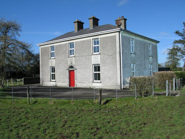 This fine period property lies in the heart of the 382a on the market in Clonkeen, Co Kildare