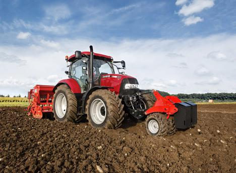 Ploughing uses an average of 21 litres of diesel per hectare ploughed, depending on the soil type.