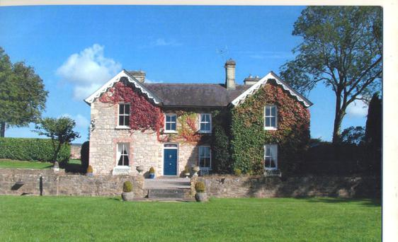 The Old Rectory on 10ac at Donohill, Cappawhite, Tipperary stands on 10ac and is guided at €350,000
