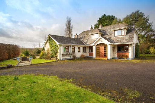 Aldergrange House on 10ac is located close to Julianstown on the Meath coast