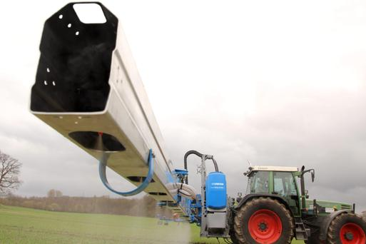 An element of insurance is built into all applications of fungicide.