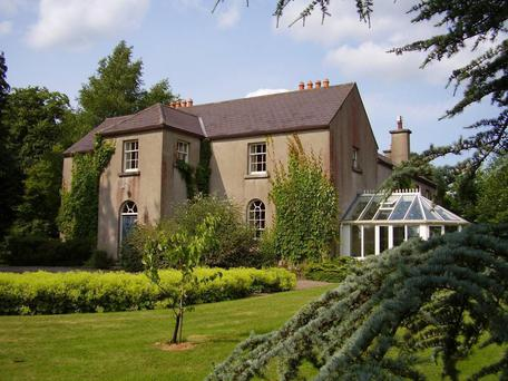 Rathernan Glebe in Co Kildare is on the market at €975,000