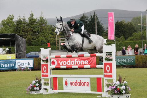 Track record: Defending champion Alexander Butler has won the Grand Prix at Balmoral three times