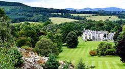 The magnificent gardens at Kilruddery Demesne in Co Wicklow were laid out in the late 17th century