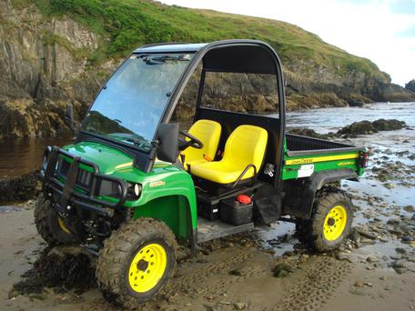 Utility All Terrain Vehicles (UTVs) are gaining in popularity