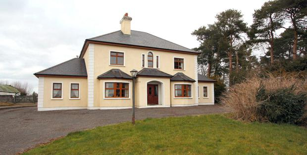 The substantial residence and 59ac is located at Killeen near Granard, Co Longford