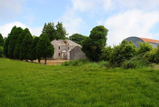 The 52ac farm at Cloghernal, Co Longford is described as a 'unique traditional holding in lovely unspoiled countryside'