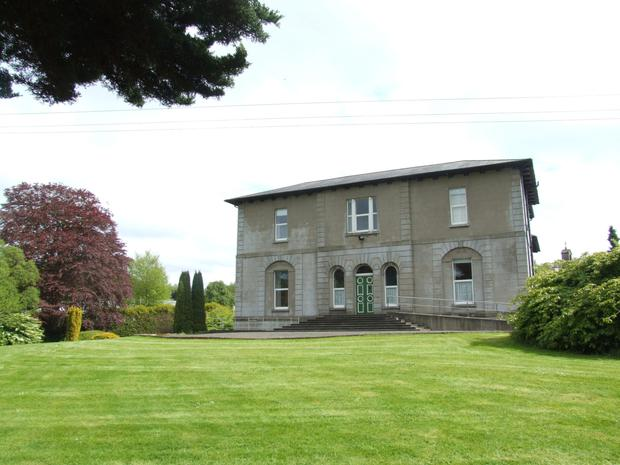 Warrenstown closed as an agriculture college in 2008 when 450ac of the estate was sold for €13.5m