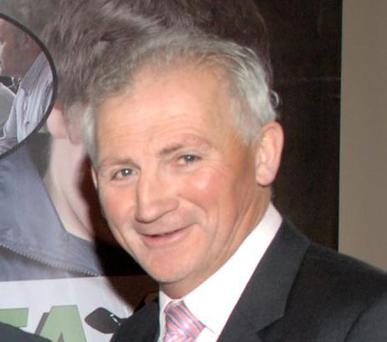 Henry Corbally, chair of the Glanbia Co-op