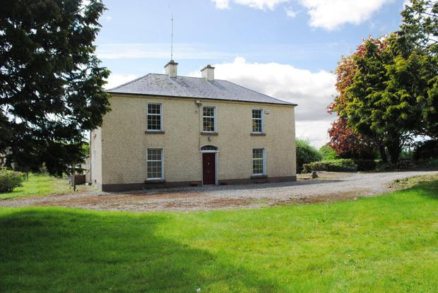 The period property and 100ac at Ginnetts, Summerhill, Co Meath is guided at €900,000