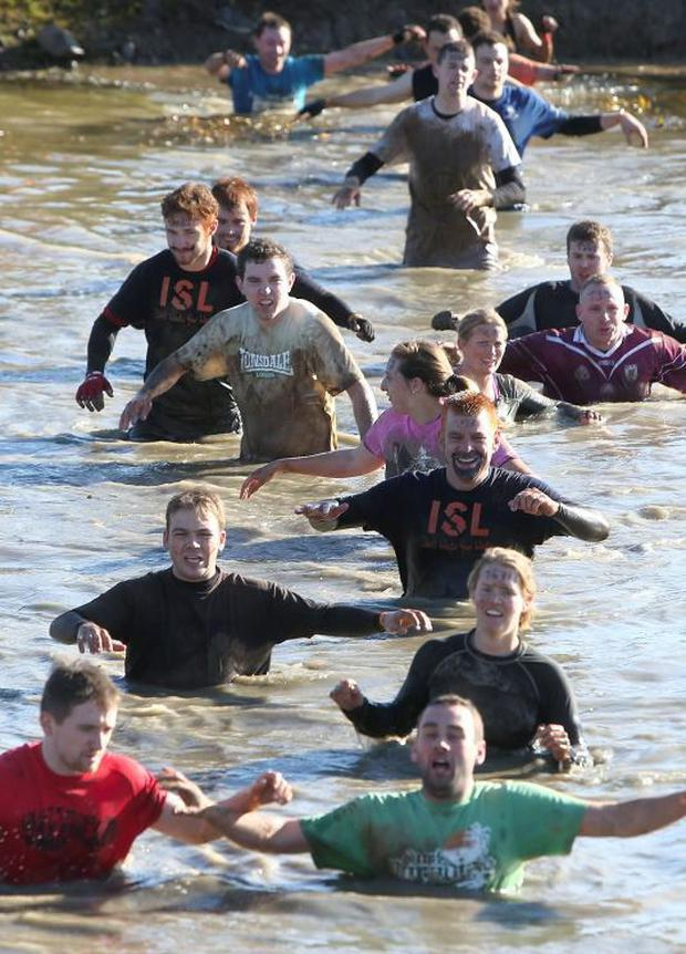Tough Mudder: Camaraderie is more important the finisher ranking