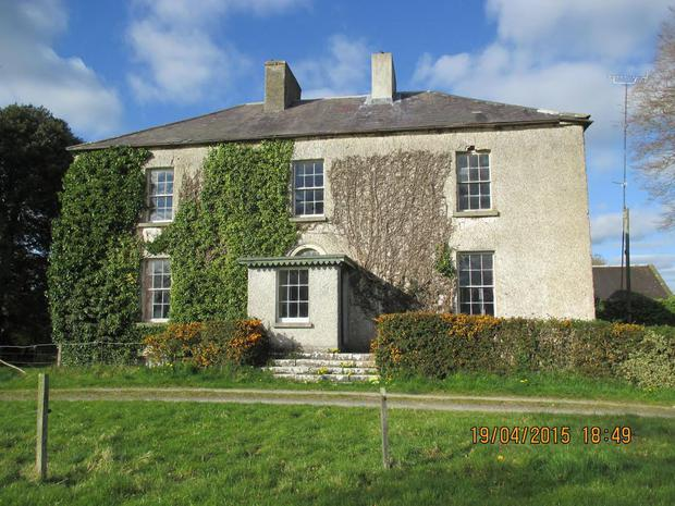 Woodlawn House, Co Cavan stands on 138ac close to the banks of Lough Sheelin