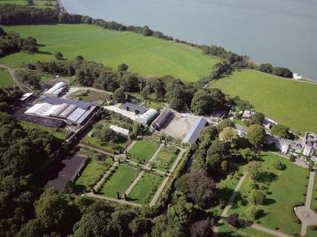 Glin Castle and estate