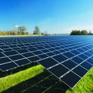 Green energy: Solar farming is new to Ireland but large areas of Britain and Germany have been adapted to utilise this power source.