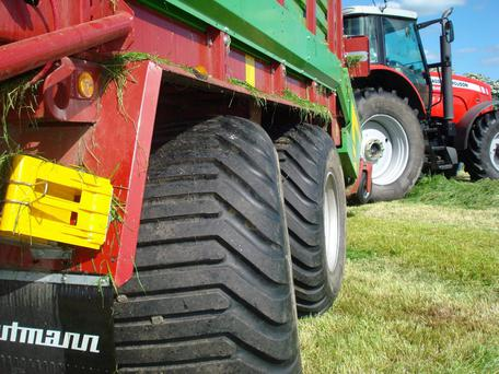 Tractors and machinery account for half of the accidental deaths on our farms