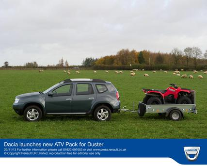 The Dacia Duster is becoming a popular budget option.