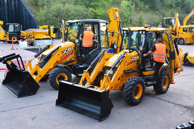 The new JCB 3CX is more compact than its predecessors