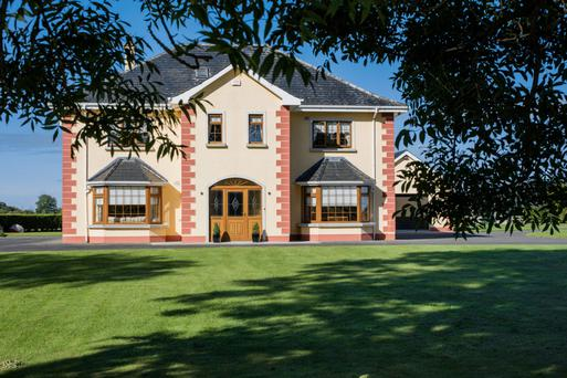 The residence at Blackwater Stud was built in 2003 and was finished to a very high standard.